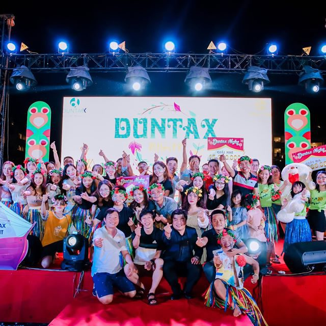 Phan Thiết Trip 17-19/07/2020 – Duntax Night